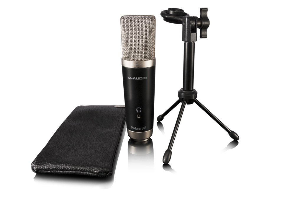 Recording Bundle with USB Microphone