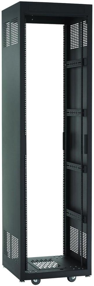 "44 RU E1 Series Rack (23"" D, Black)"