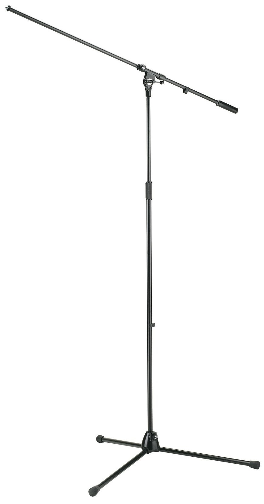 k m stands 21021b microphone boom stand full compass. Black Bedroom Furniture Sets. Home Design Ideas