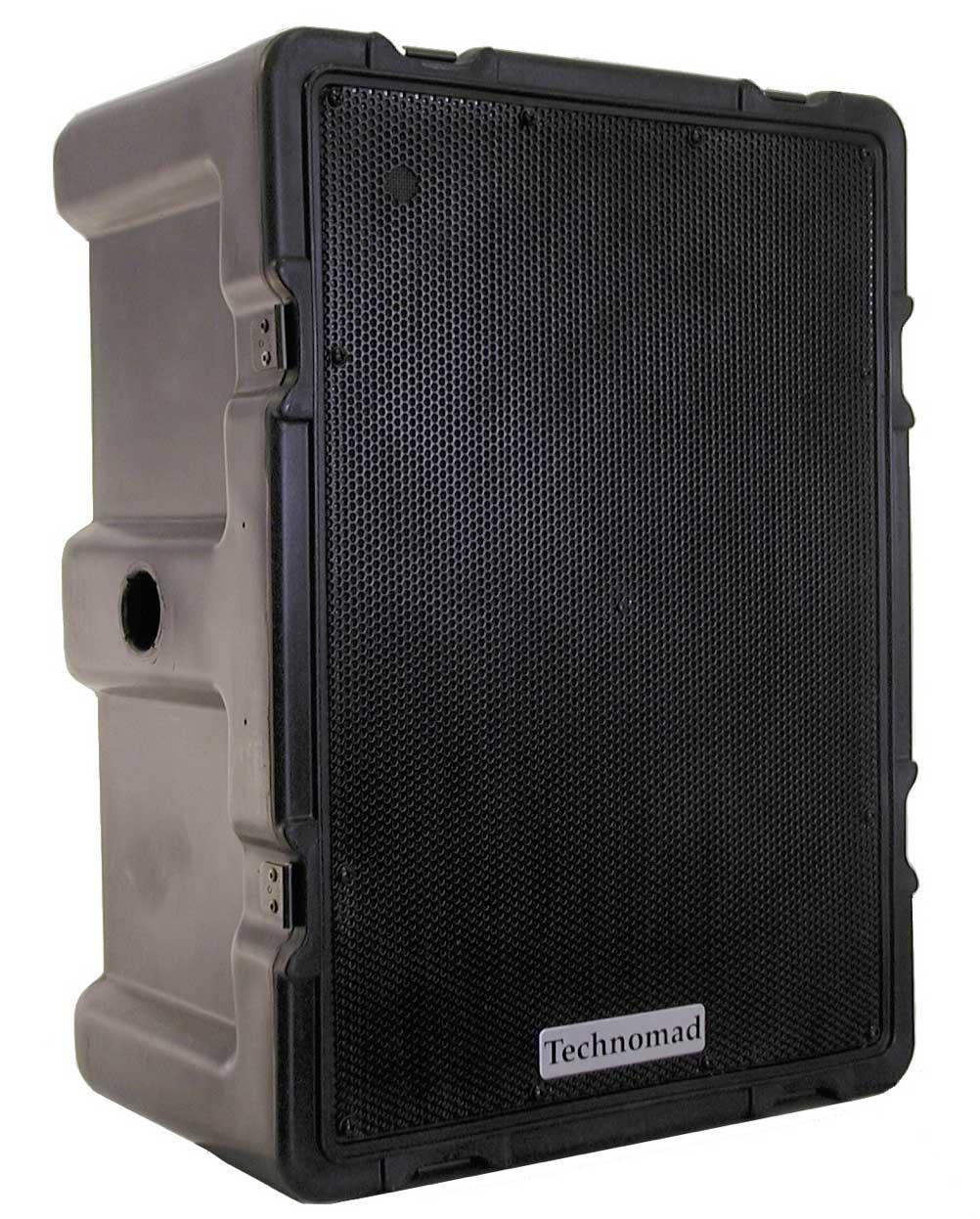 Technomad NOHO-C-INSTALL Weather Resistant 2-way Full Range Speaker in Gold NOHO-C-INSTALL-GOLD
