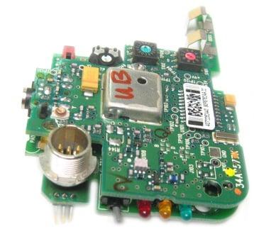 Shure Beltpack Power PCB