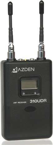 Wireless UHF On-Camera Receiver