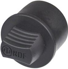 Dummy Plug for XLR-F Receptacles