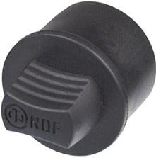 Dummy Plug for XLR-F Receptacles