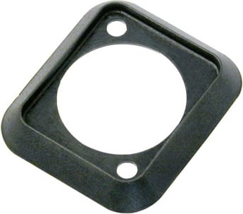 D-Shape Sealing Gasket (Black)