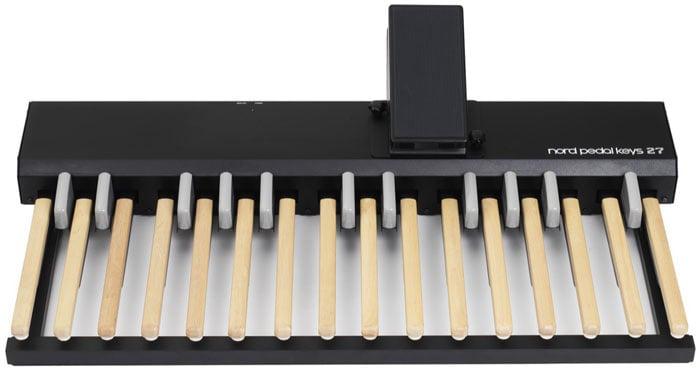 27-Key Pedal Board for C1,C2 Organs