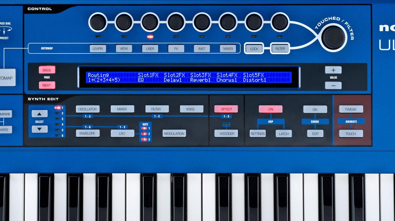 Analog Modeling Synthesizer