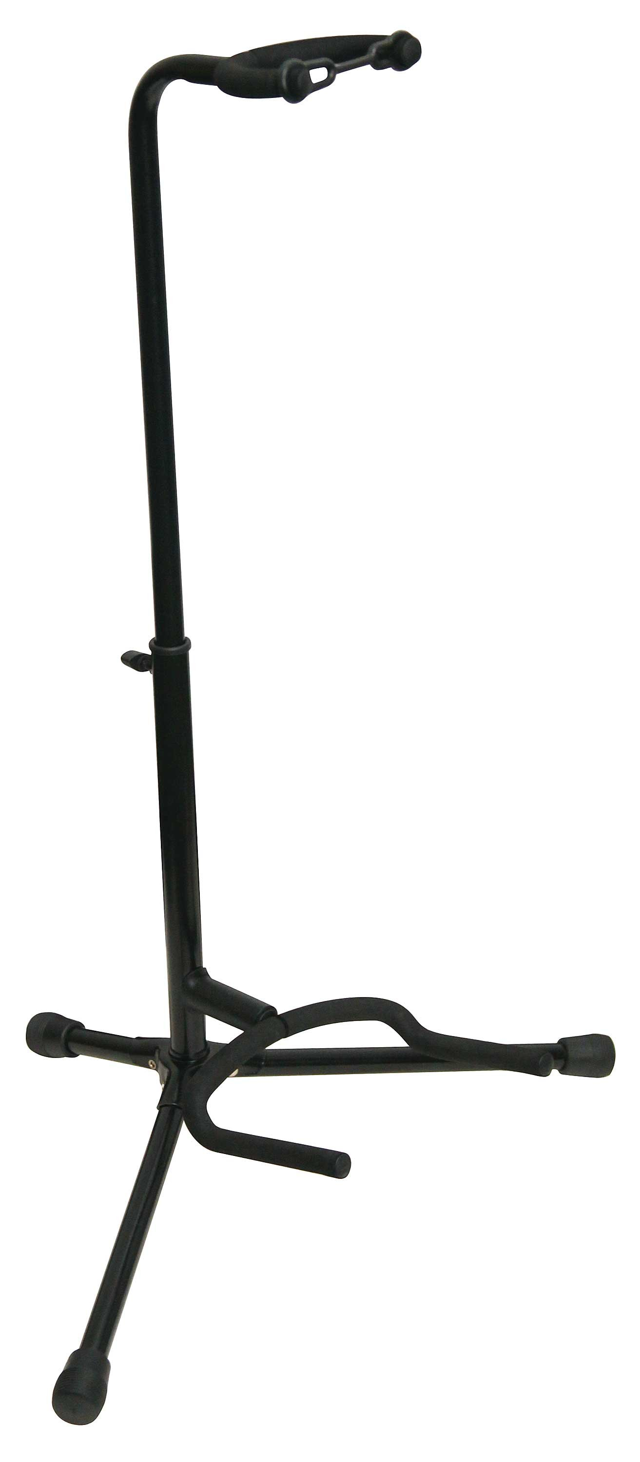 Deluxe Yoke-Style Guitar Stand with Foam Padding