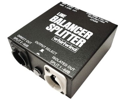 Line Level Splitter/Balancer