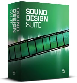 Waves Sound Design Suite Sound Design and Post-Production Plugin Bundle SDTDM