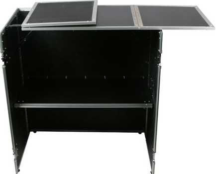 "Folding DJ Table (54"" W x 37"" H Open)"