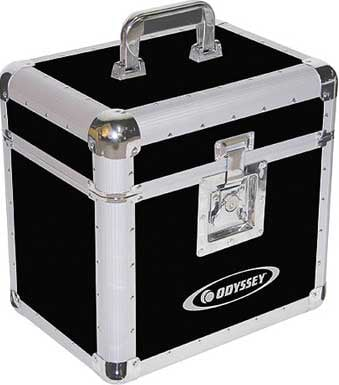 Black LP Case (holds up to 70)