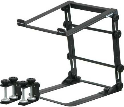 Desk/Table/Wall Mobile Equipment Stand for Laptops, etc.