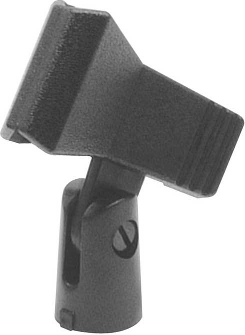 "Clothespin-Style Mic Clip (with 5/8""-27 Female Threaded Insert)"