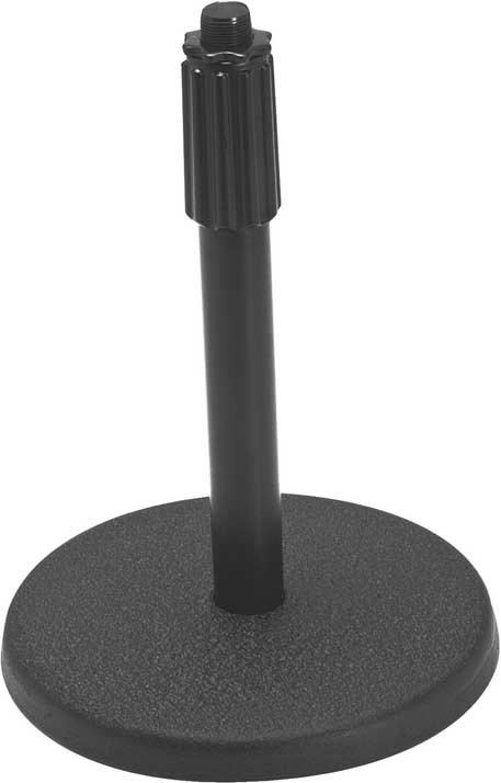 "9""-13"" H Desktop Microphone Stand"