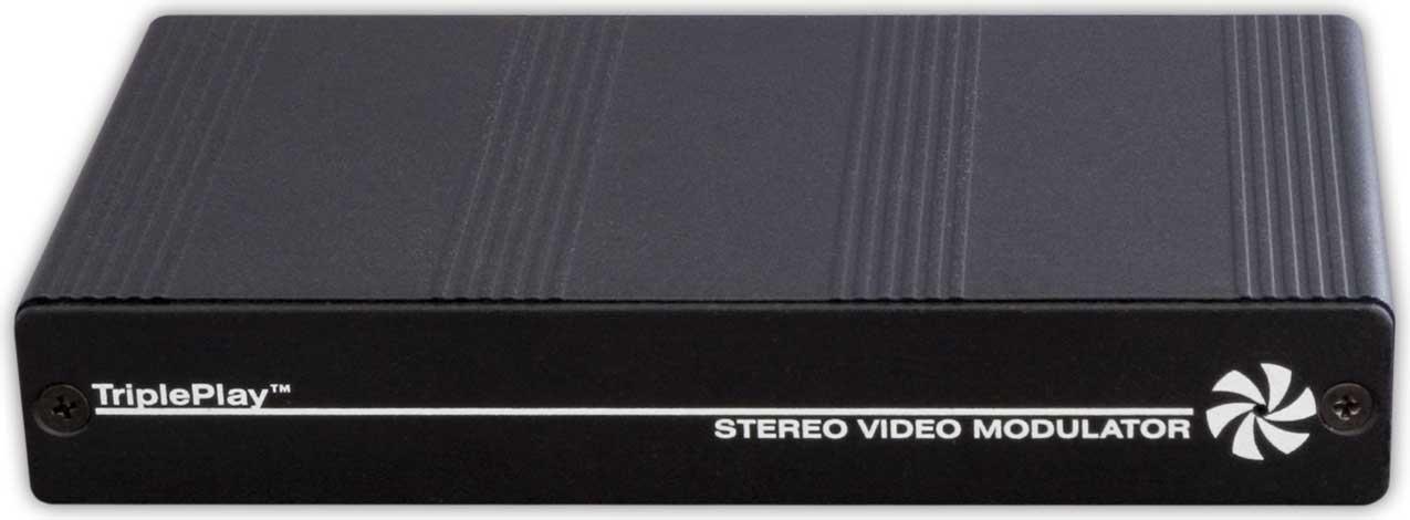 Modulator, 3 Channel DV Stereo