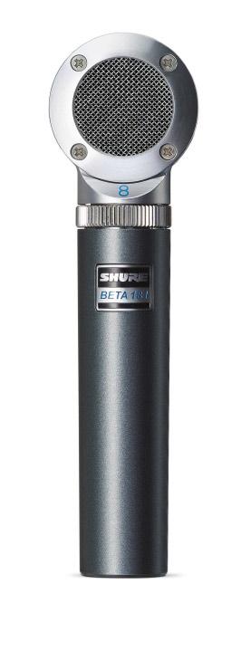 Bidirectional Side-Address Microphone