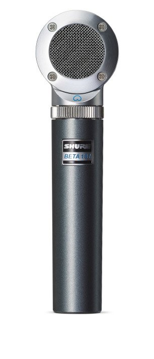 Side-Address Cardioid Microphone