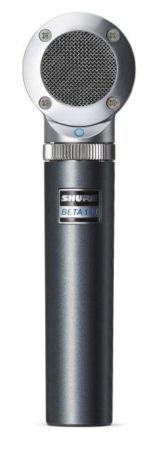 Side-Address Omnidirectional Microphone