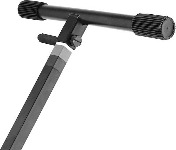 Single-Braced X-Style Keyboard Stand with Lok-Tight Construction