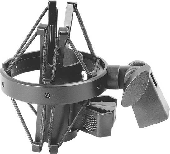 Studio Mic Shock Mount (On-Stage Stands' Part#: 48574)