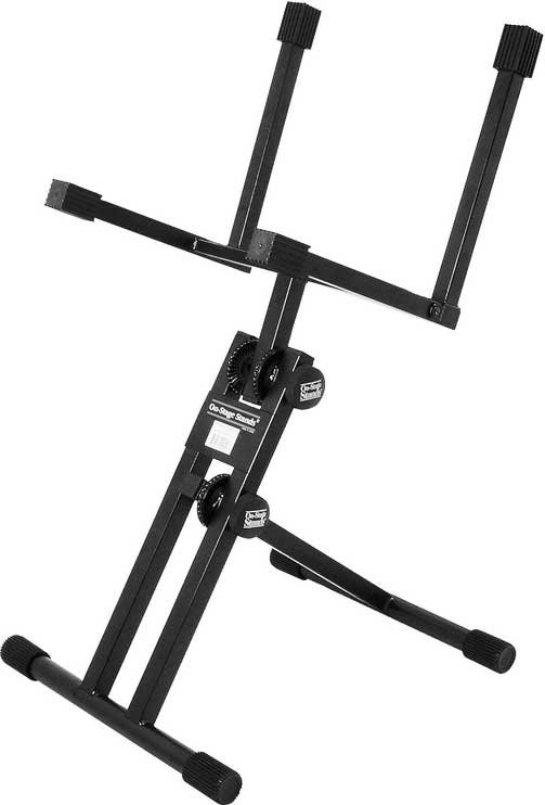 On-Stage Stands RS7705 Professional Tiltback Amplifier Stand RS7705