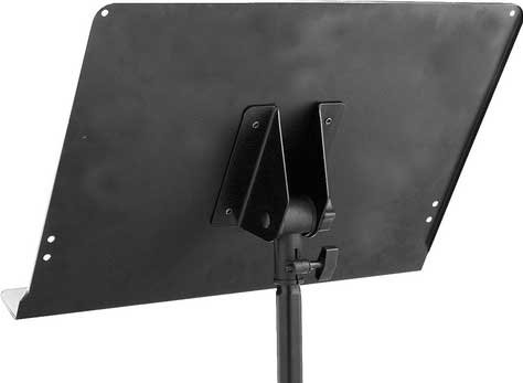 Conductor Music Stand with Folding Tripod Base