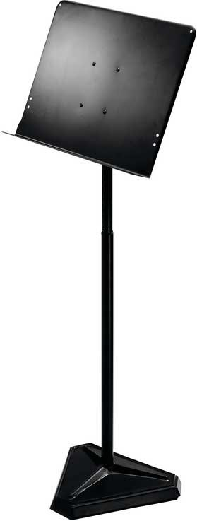 On-Stage Stands SM7611B Hex Base Conductor Music Stand SM7611B