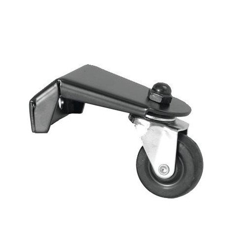 3-Pack of Mic Stand Casters (Hardware Included)