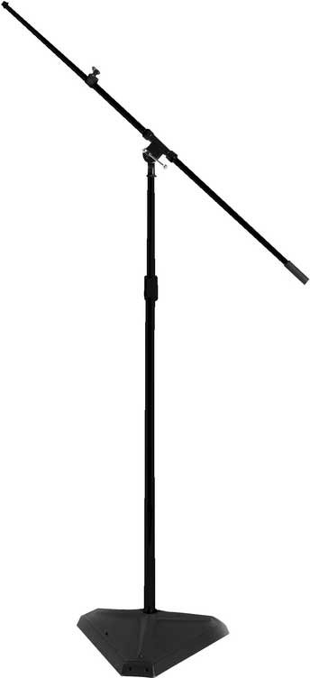 "42""-70"" Adjustable Studio Microphone Stand with 32""-49"" Telescoping Boom"