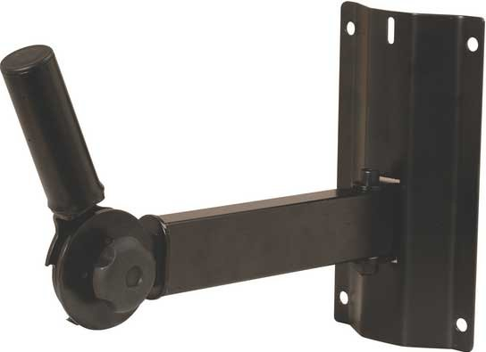 1 Pair of Adjustable Wall Mount Speaker Brackets