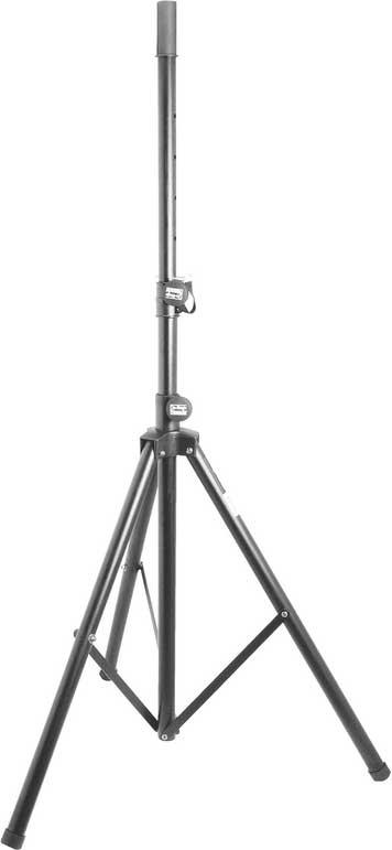 "44""-80"" H Aluminum/Steel Speaker Stand (160 lb Weight Capacity)"