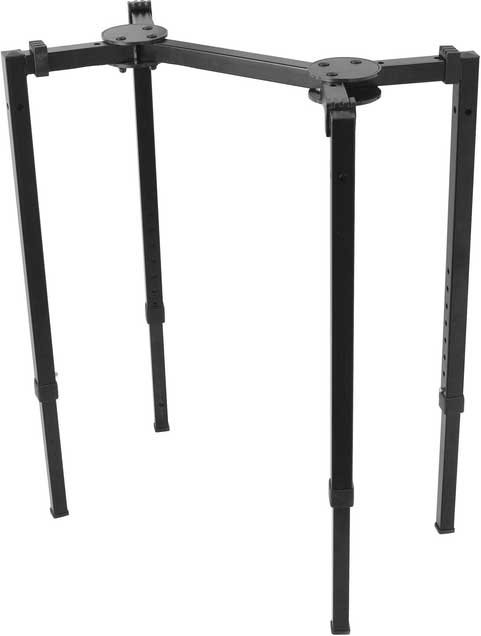 Adjustable Heavy Duty T-Stand (Black)