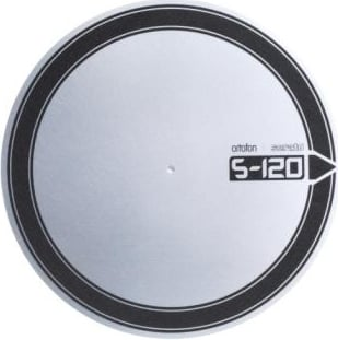 2-Pack of Turntable Slipmats (Various Designs)