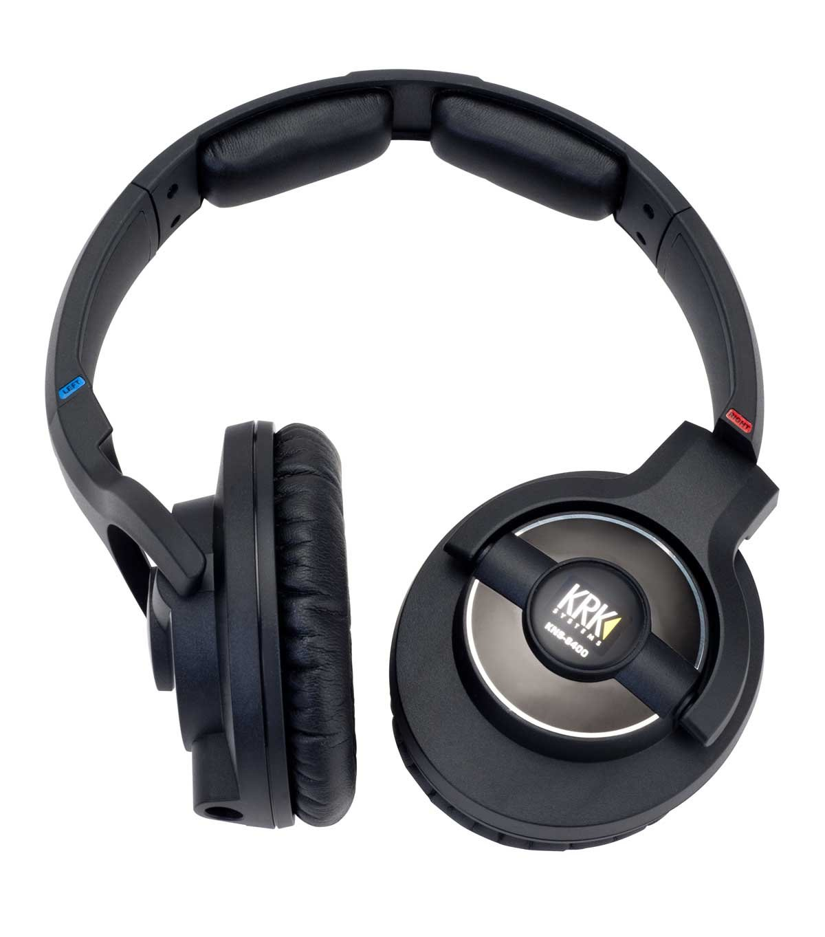 Headphones, dynamic, closed-back, 40mm neodymium drivers, 5Hz-23kHz