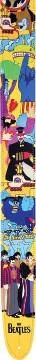 Planet Waves 25LB06 Beatles Guitar Strap (Yellow Submarine Album Cover) 25LB06