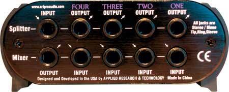 4-Channel Passive Splitter/Mixer