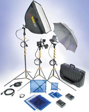 DV Core 500 Kit w/Soft Case
