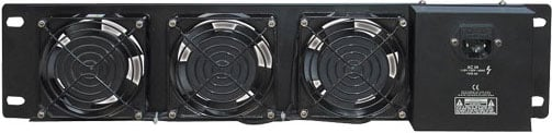 "19"" Rack Mount 3-Fan System"