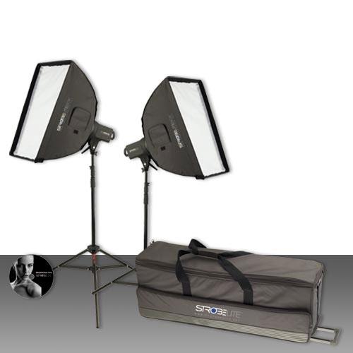 Strobelite Plus 2 Photography Lighting Kit