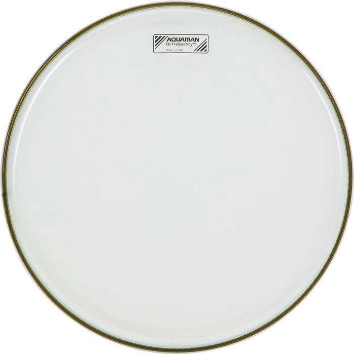 "12"" Hi-Frequency Clear Drum Head"