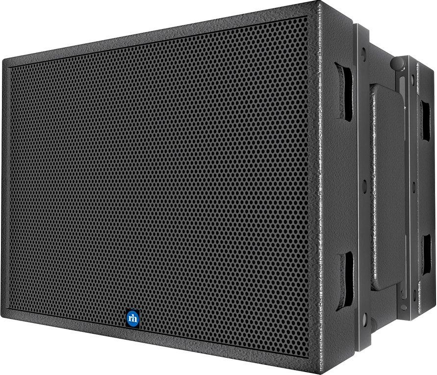 "500W 15"" Active Subwoofer with PF1-500R Amp Module & RHAON"