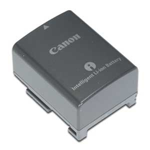 Battery Pack for Canon Camcorders, 890mAh
