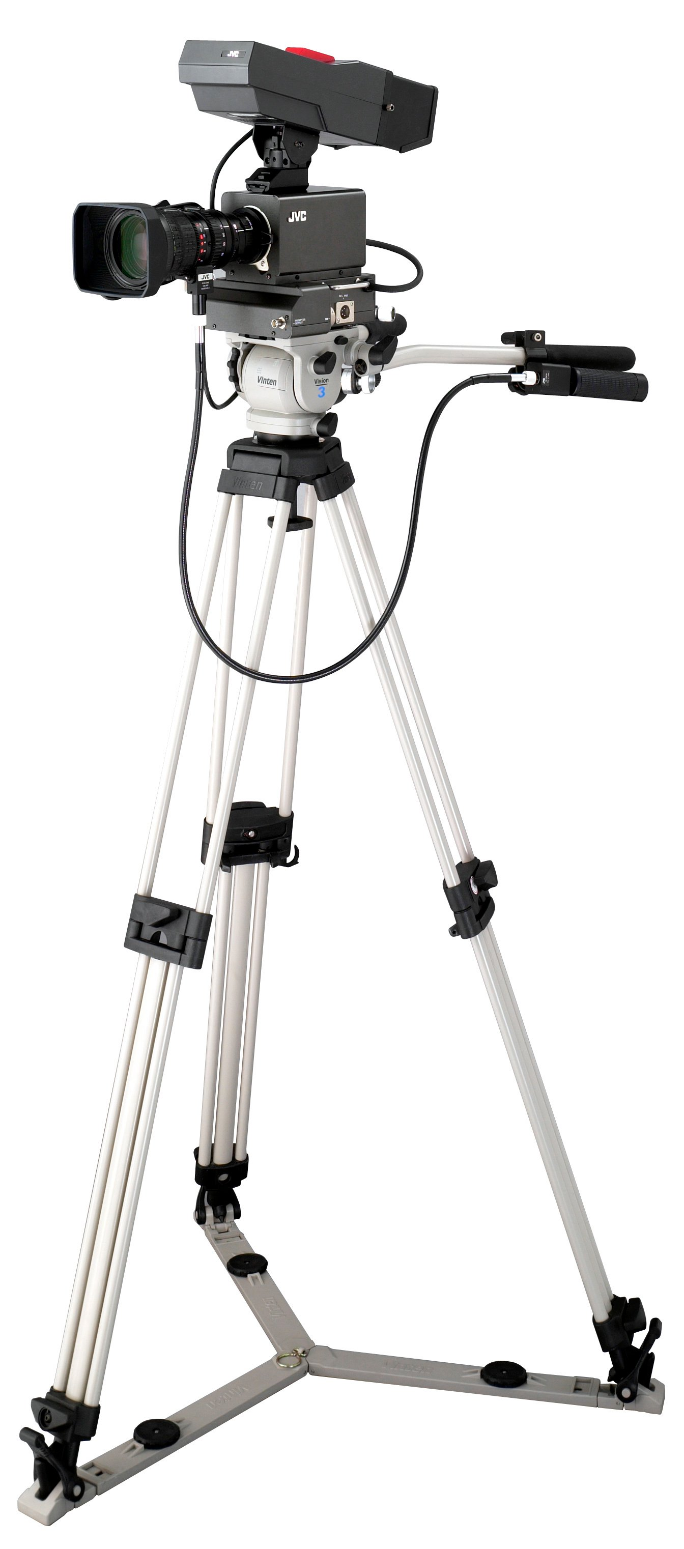 Pan/Tilt Package with 1x KY-F560 Camera