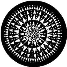 Kaleidoscope Gobo