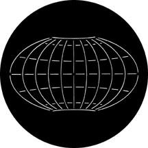 Longitude/Latitude Global Grid Gobo