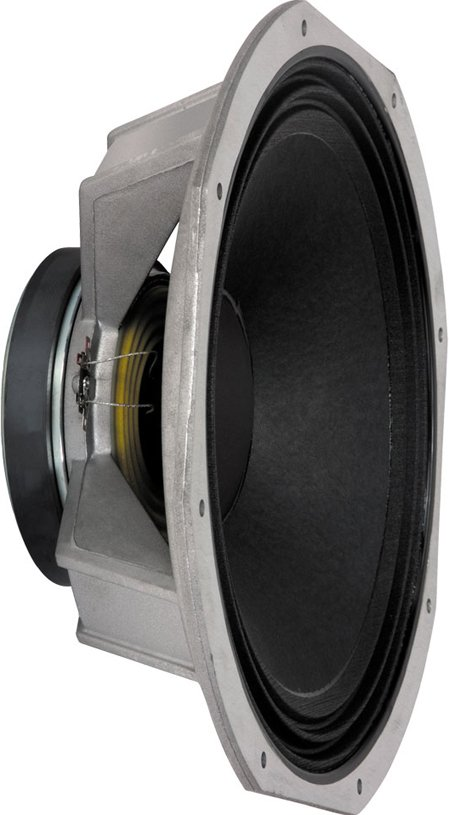 "15"" Scorpion 8 Ohm Low Frequency Speaker Horn"