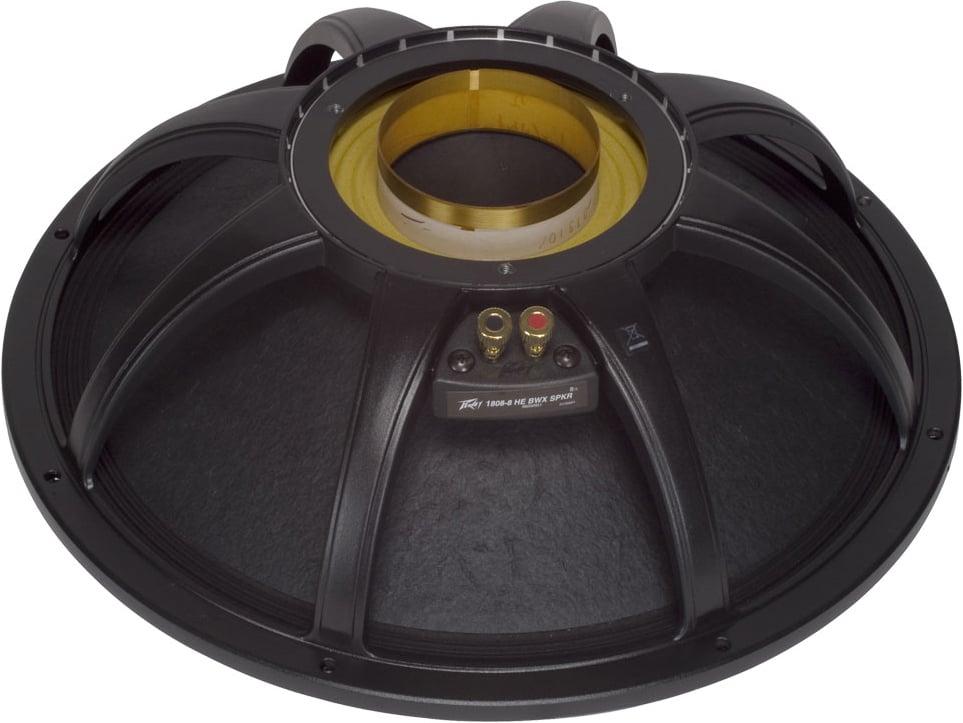 "Replacement Basket for 18"" Black Widow 1808-8 CU BWX Speaker"