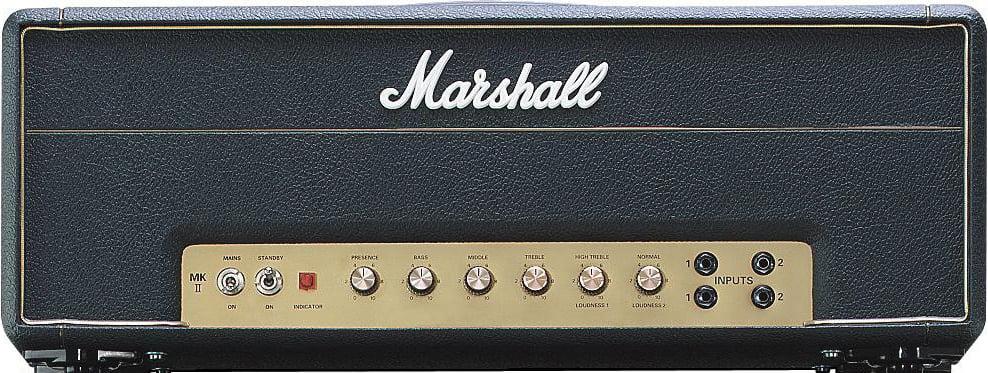50W Tube Guitar Amplifier Head