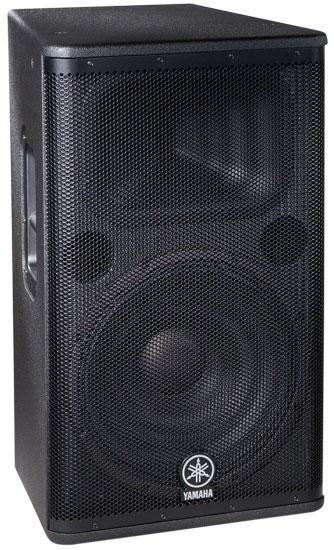 "15"" 2-Way Biamplified Powered Bass Reflex Type Speaker"
